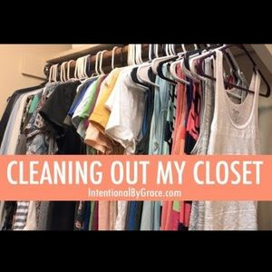 Help me clean out my closet❤️